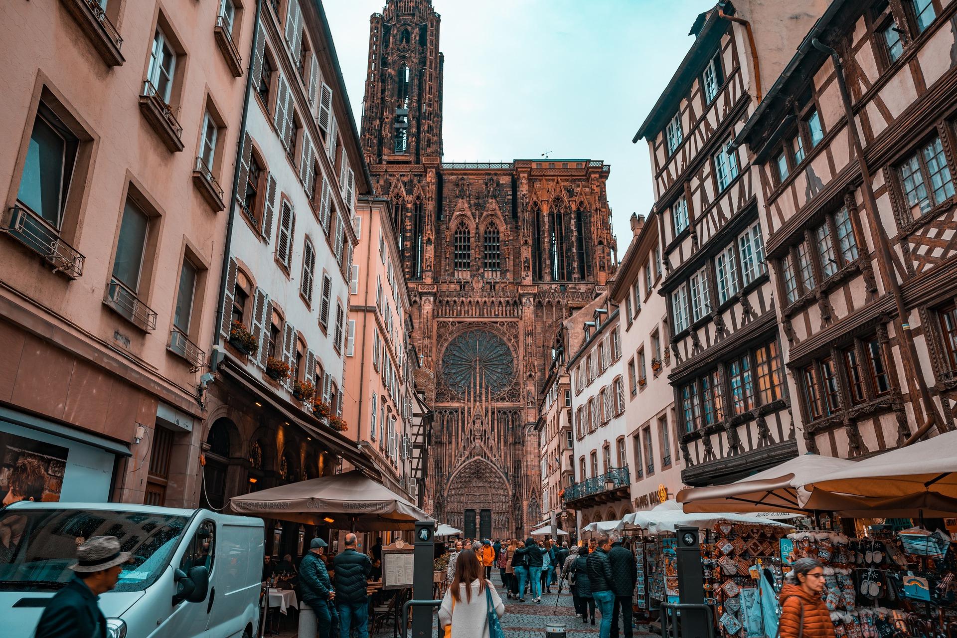 Comment faire une visite touristique de Strasbourg à vélo?