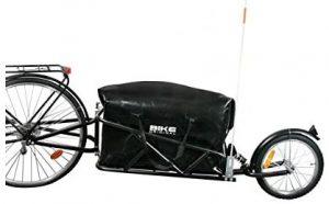 remorque vélo avec amortisseur Bike Original