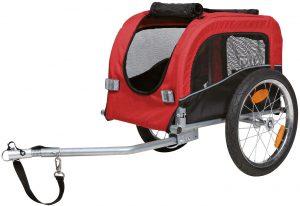 remorque vélo pliable pour chien