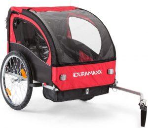remorque vélo pliable pour enfants