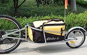 remorque vélo monoroue ebike