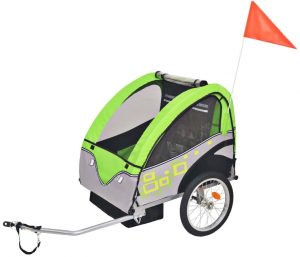 remorque vélo pas chère pour enfant