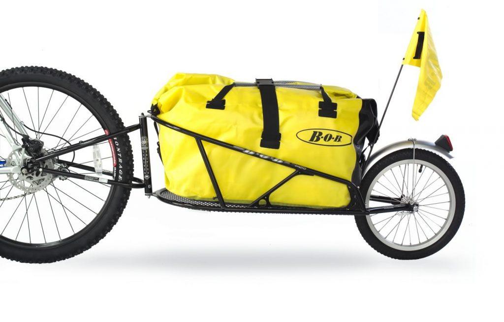 remorque vélo monoroue