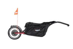 remorque vélo électrique Aevon et Cycloboost