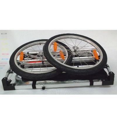 remorque à vélo pliable Maxxus