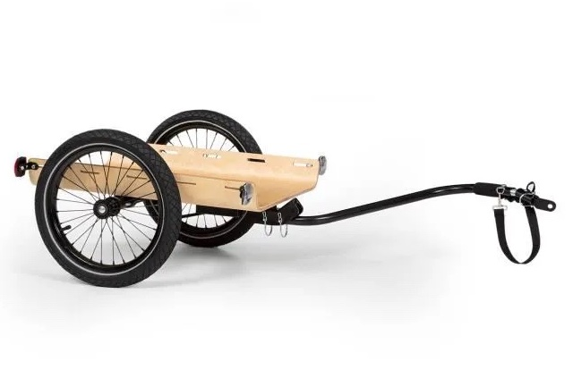 remorque vélo pour charge lourde