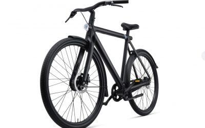 VanMoof lève 128 millions de Dollars. Objectif : devenir le leader mondial des vélos électriques